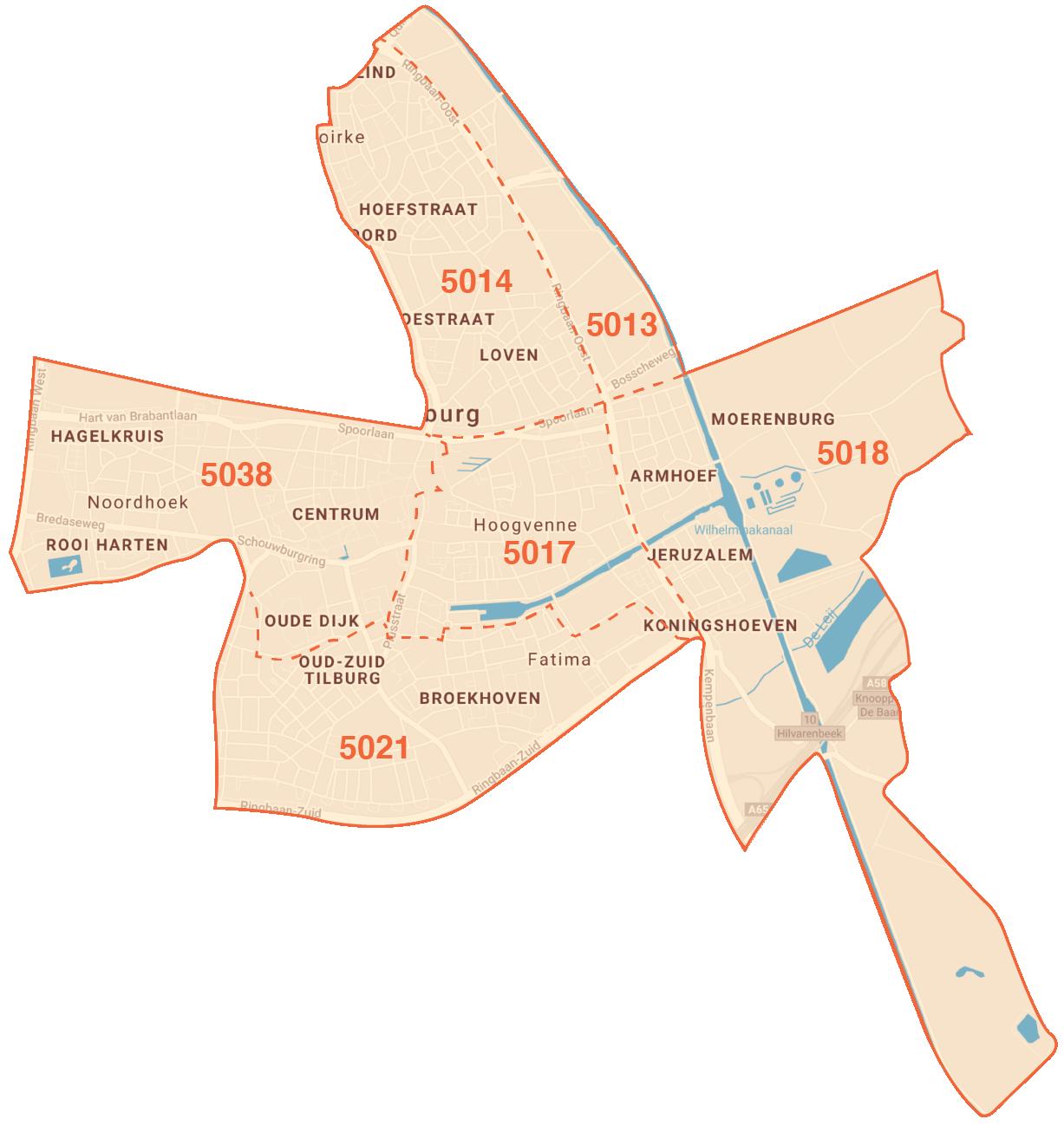 energiefabriek Armhoef gebied